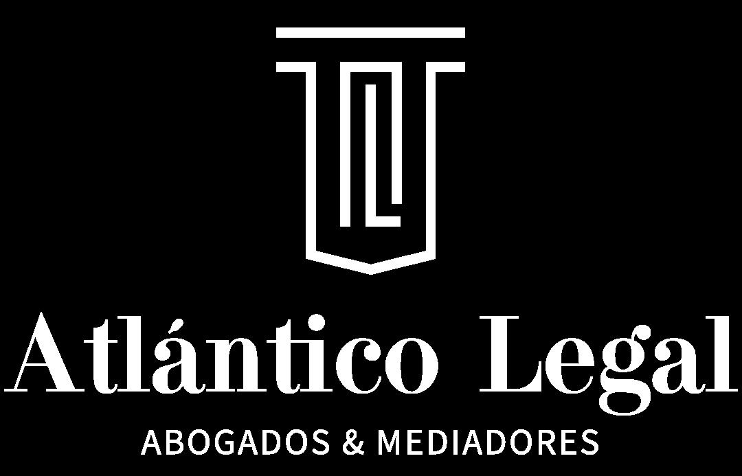 logo blanco atlántico legal abogados y mediadores - imagen de fondo de consulta gratis un abogado