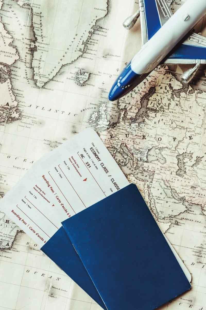 vuelo cancelado reclamación billete de avión