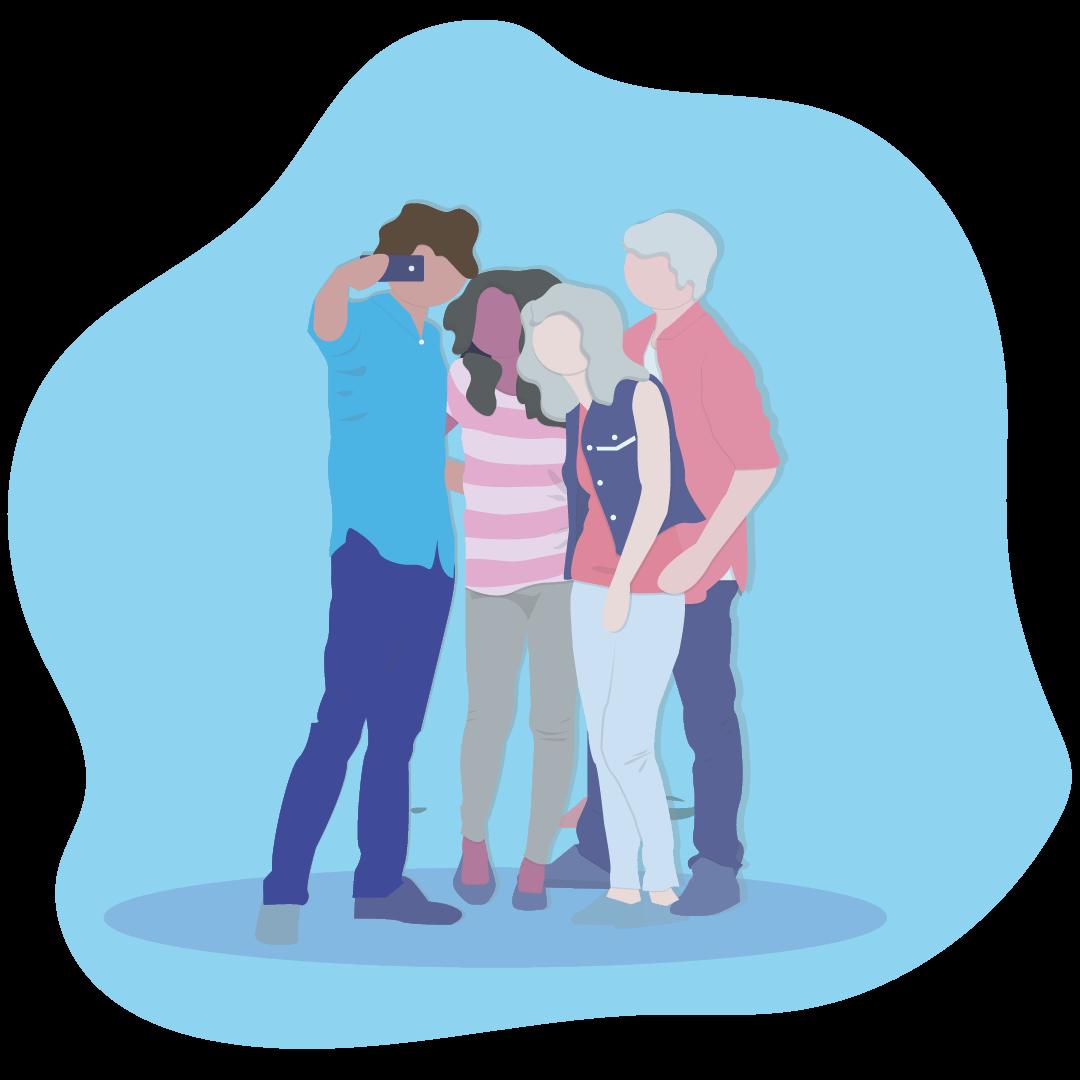 atlantico-legal-herencia-familia-sacando-fotos-con-los-abuelos