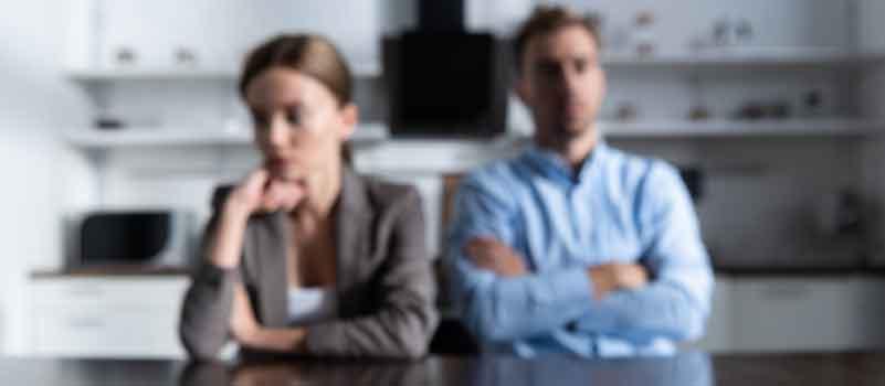 Servicios jurídicos de divorcio y separación. Servicio de Atlántico Legal